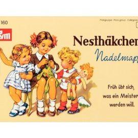 Nesthäkchen Nadelmappeba