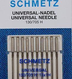 Schmetz Universal Nadeln Stärke  für Nähmaschinen