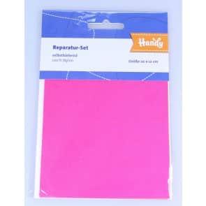 Nylonflicken pink