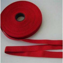 Aidaband rot  cm breit