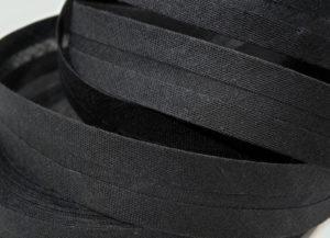 Schraegband  mm schwarz