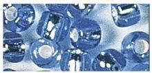Rocailles silbereinzug h