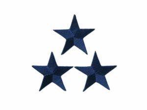 Sterne blau  Set