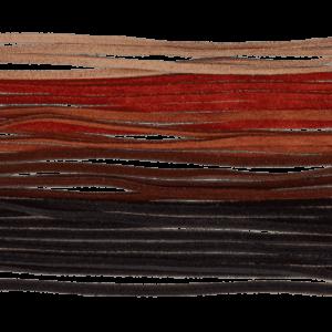 Velourlederbändchen