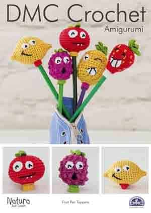 L Fruit Pen Toppers