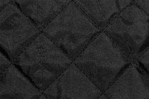 steppfutter schwarz p