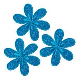 Blumen blau