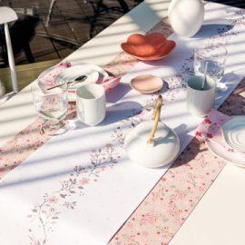 Tischband glatt