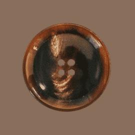 Hornknopf Fb.schwarz
