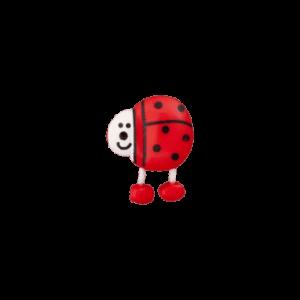 Kinderknopf Käfer