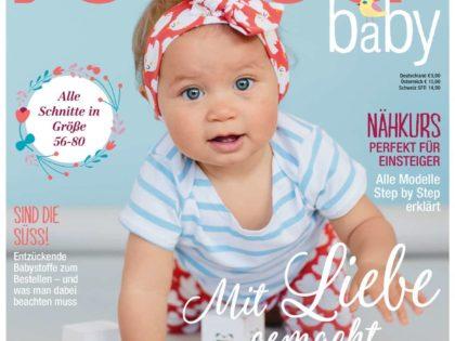 Burda Baby 2017