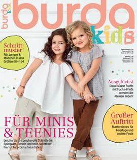 Burda Kids 2018