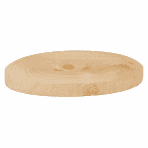 Holzknopf