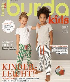 Burda kids 2019