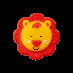 Kinderknopf Löwe
