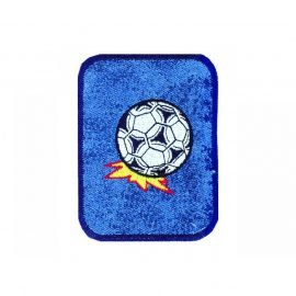 flicken mit fussball