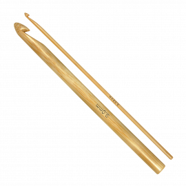 Wollhaekelnadel Bambus