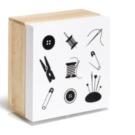 Holzbox Nähen